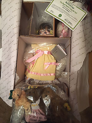 Danbury Mint Boyds Bears Collector Doll BUTTERCUP NIB From 2005 15""