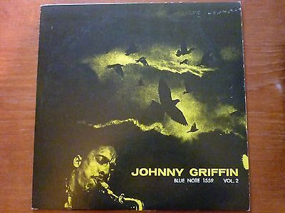 LP-Johnny Griffin-A Blowing Session(France 1983)Blue Note BLP 1559