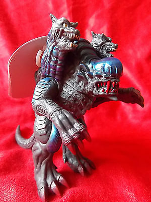 "NEW! Dark Galberos + TAG / BANDAI Sofubi PVC Figure 5"" 12.5cm  KAIJU UK DESPATCH"