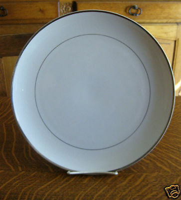 Imperial China Serenity Pattern  Round Serving Platter 12 3/8""