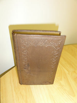 1855-Pen Pictures Of The Bible,David And His Throne With Foreword,Beecher Stowe