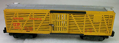American Flyer: 24076 Union Pacific Stock Car Very Good