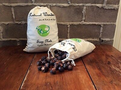 Soap Nuts, Natural Laundry Cleaning, 1 kg