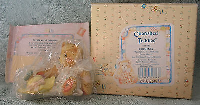 """Cherished Teddies COURTNEY """"Springtime Is A Blessing From Above"""" #916390"""