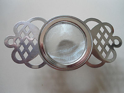 Old Vintage / Retro  style Design Tea Strainer  Reduced to Clear !!