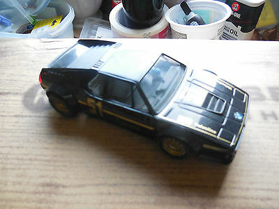 Vintage  Scalextric BMW Rally M1