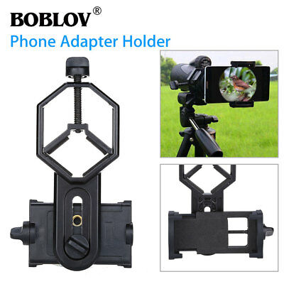 Cell Phone Adapter Holder Mount for Binocular Monocular Spotting Scope Telescope