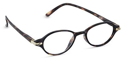 NEW Peepers Reading Glasses Strength +1.00 Barker Mansion - 985100 (Spec See)