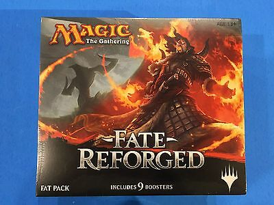 ( FATE REFORGED ) - Fat Pack box - Sealed New! - Magic the gathering MTG