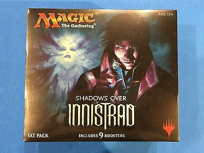 ( SHADOWS OVER INNISTARD ) Fat Pack box - Sealed New! - Magic the gathering MTG