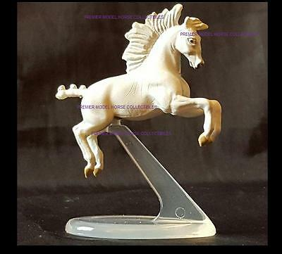Breyer LEAPING LIPIZZAN Flea Bitten Grey Mini Whinnie from backpack 300134