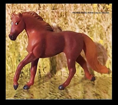 Breyer Cantering Thoroughbred Mare Chestnut Mini Whinnie Only from Dreamer 4125