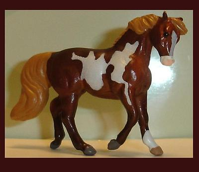 Breyer Mini Whinnie Cantering Morgan Mare New from 6 Pintos 300115
