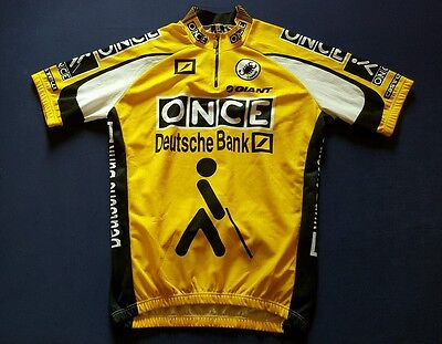 Once Team Trikot Jersey Bike Rad Mtb Gr.m