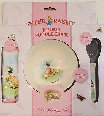 Beatrix Potter** Childrens Assorted Peter Rabbit** Dinner Sets