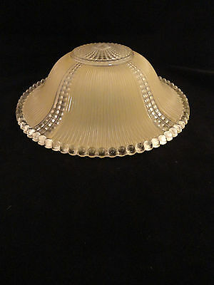 Vintage Glass Ceiling Light Fixture Shade