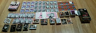 Lot of Assorted Non-Sport Vintage Trading Cards Unopened Packs/Boxes