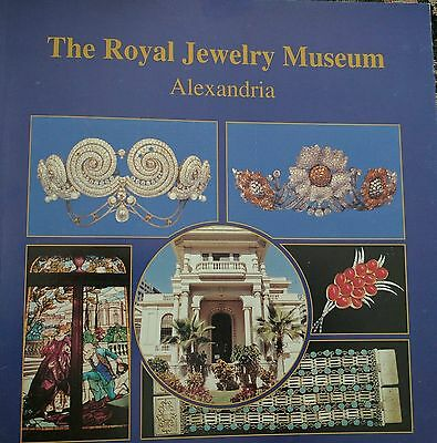 The Royal Jewelry Museum Alexandria Egypt book New beautiful pictures English