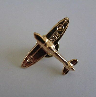 Vintage style Aeroplane pin-Aussie seller Brand new in packaging