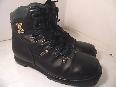 ALPINA X BC Thinsulate 3M Back Cross Country Ski Boots NNN BC XC Size 45 EUR