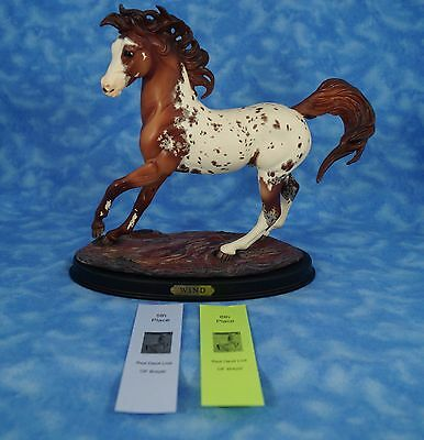 Breyer Fire Ethereal Elements Series Chestnut w/ Extended Blanket 1340 Retired
