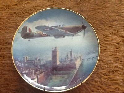 pride of the R.A.F  collector plate