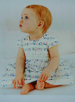 ♡ Next ♡ BNWT ☆ Beautiful Outfit ☆ Floral Dress & Pants 6-9 months ☆ Christmas