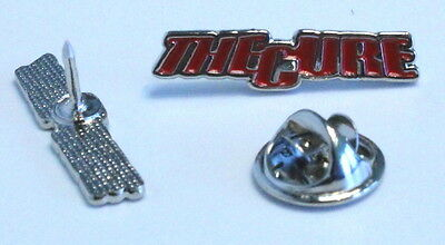 The Cure Pin Red (Mba 577)
