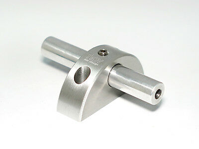 NEW!! nov L-Type wheel mount / SILVER, light weight for Brompton [nov010]