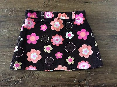 Pretty floral skirt, age 5-6 years, Pumpkin Patch, vgc