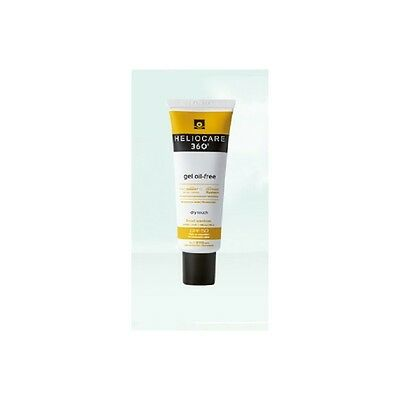 Protector solar Heliocare 360 gel oil-free spf50 50ml