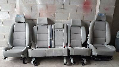 Ford Sy Territory Tx 08  Front & Rear Seats  Passenger & Drivers Trim Code :e1
