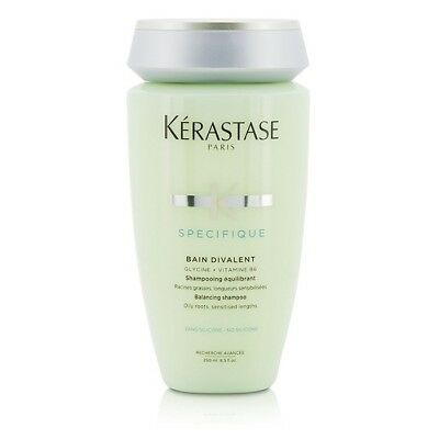 Kerastase Specifique Bain Divalent Balancing Shampoo (Oily Root 250ml Oily Hair