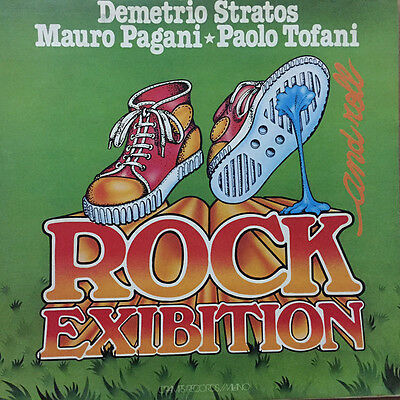 Stratos Pagani Tofani - Rock And Roll Exibition Cramps 1979