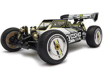Kyosho MP9e TKI 1/8th Brushless Electric RTR Buggy #30874T1
