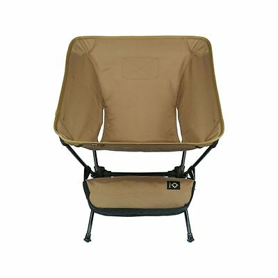 Helinox Tactical Camp Chair Coyote Tan One Size