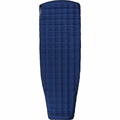Big Agnes Insulated Double Z Sleeping Pad Navy Wide/Regular