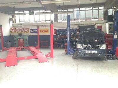 Auto Car Mechanics Wholesale Tyre Change Garage Workshop  BUSINESS FOR SALE