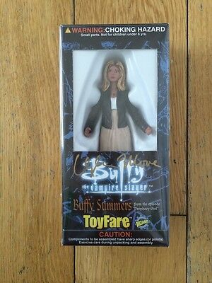 Buffy The Vampire Slayer Toyfare Figure. - Rare & Signed By Artist