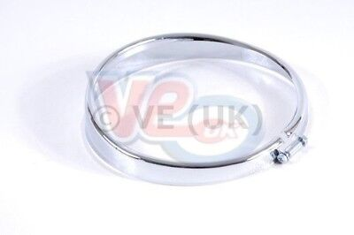 Vespa 90 100 Chrome Headlamp Rim