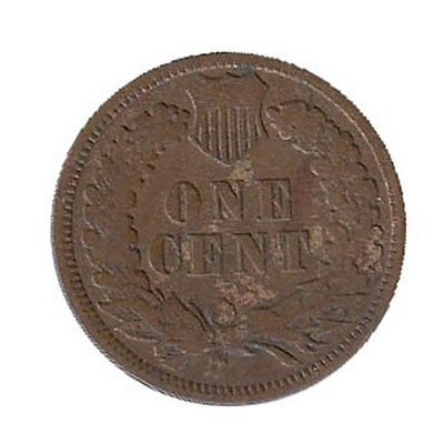 1879 United States Indian Head One Cent Coin