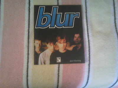 Blur - Jon Ewing - Parragon - New Condition - Pb