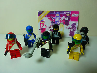 LEGO Futuron Space Mini Figures (6703)