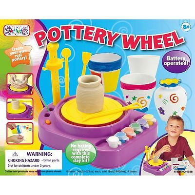 Junior Pottery Wheel, NEW AND FREE DELIVERY
