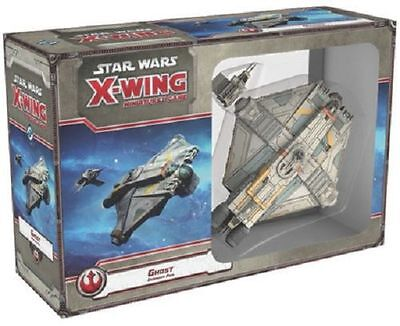 Star Wars X-Wing Miniatures Game Expansion pack  Ghost  NEW