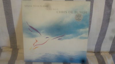 Spark To A Flame The Very Best Of Chris De Burgh Lp 1979