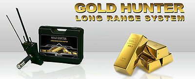 Gold Hunter Long Range Locator For Gold,silver,caves,cavities