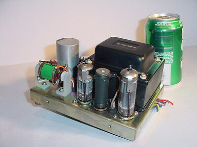 SONY TUBE POWER SUPPLY MODULE  DIY stereo tube amplifier preamplifier project