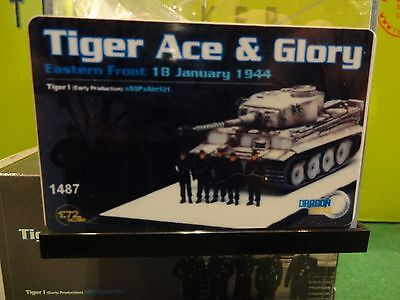 Mib Dragon Armour Tiger Ace And Glory Eastern Front 18/1/1944 60145 Ultra Rare