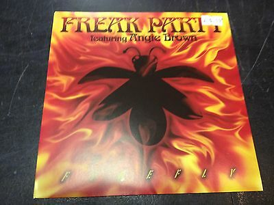"""Freak Party Featuring Angie Brown - Firefly 7"""" New Mint 2016 Johnny Marr"""